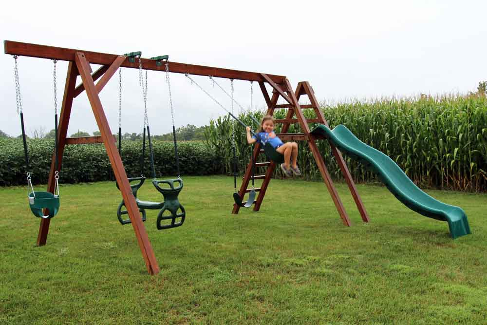 new swingset